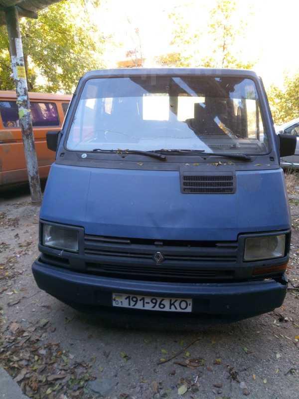 Renault Trafic, 1990 год, 55 000 руб.