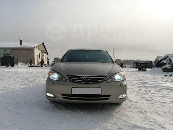 Toyota Camry, 2003 год, 330 000 руб.