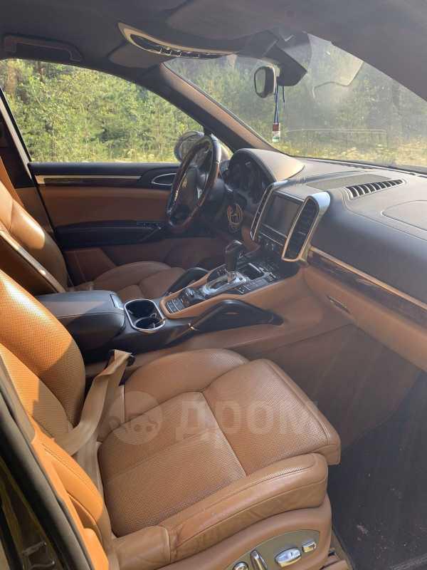 Porsche Cayenne, 2011 год, 1 470 000 руб.