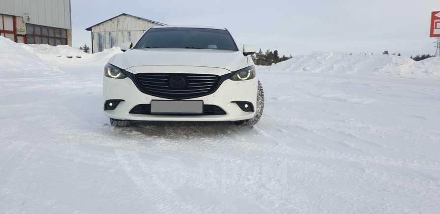 Mazda Mazda6, 2017 год, 1 550 000 руб.