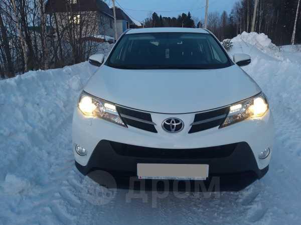 Toyota RAV4, 2014 год, 1 180 000 руб.