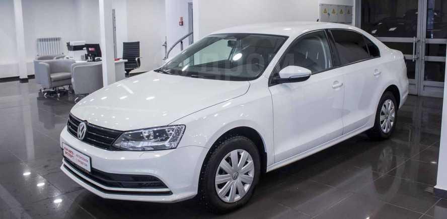 Volkswagen Jetta, 2016 год, 649 890 руб.