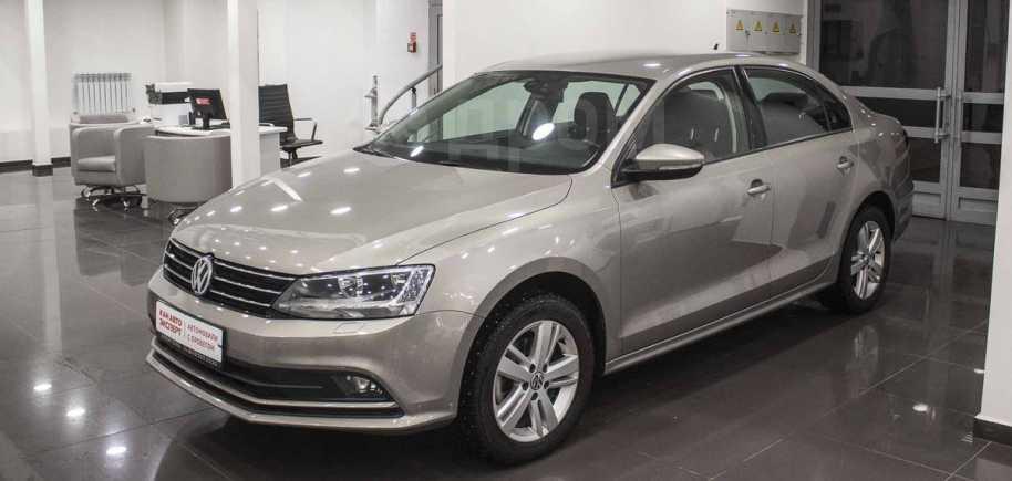 Volkswagen Jetta, 2016 год, 784 528 руб.