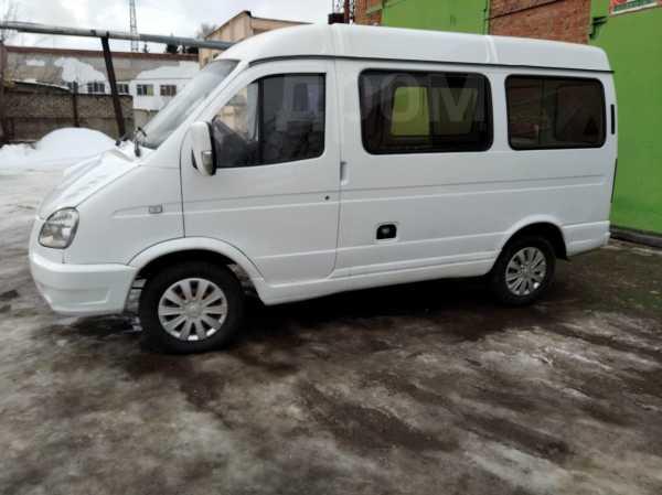 ГАЗ 2217, 2004 год, 215 000 руб.