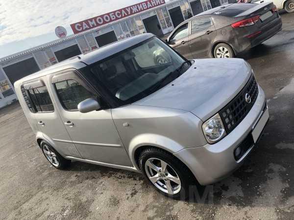 Nissan Cube, 2003 год, 210 000 руб.