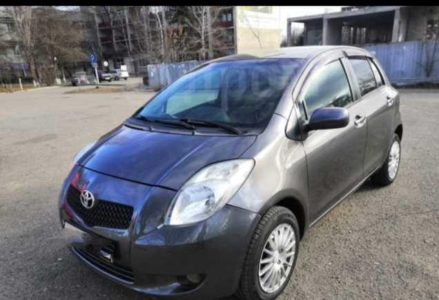 Toyota Yaris, 2008 год, 349 000 руб.
