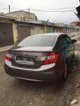 Honda Civic, 2012 год, 730 000 руб.