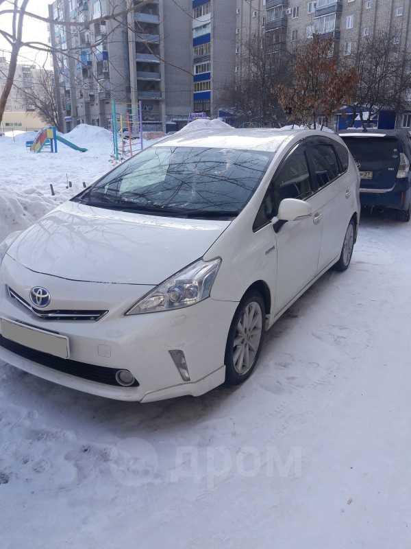 Toyota Prius a, 2012 год, 870 000 руб.