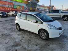Петропавловск-Камчатский Honda Fit 2013
