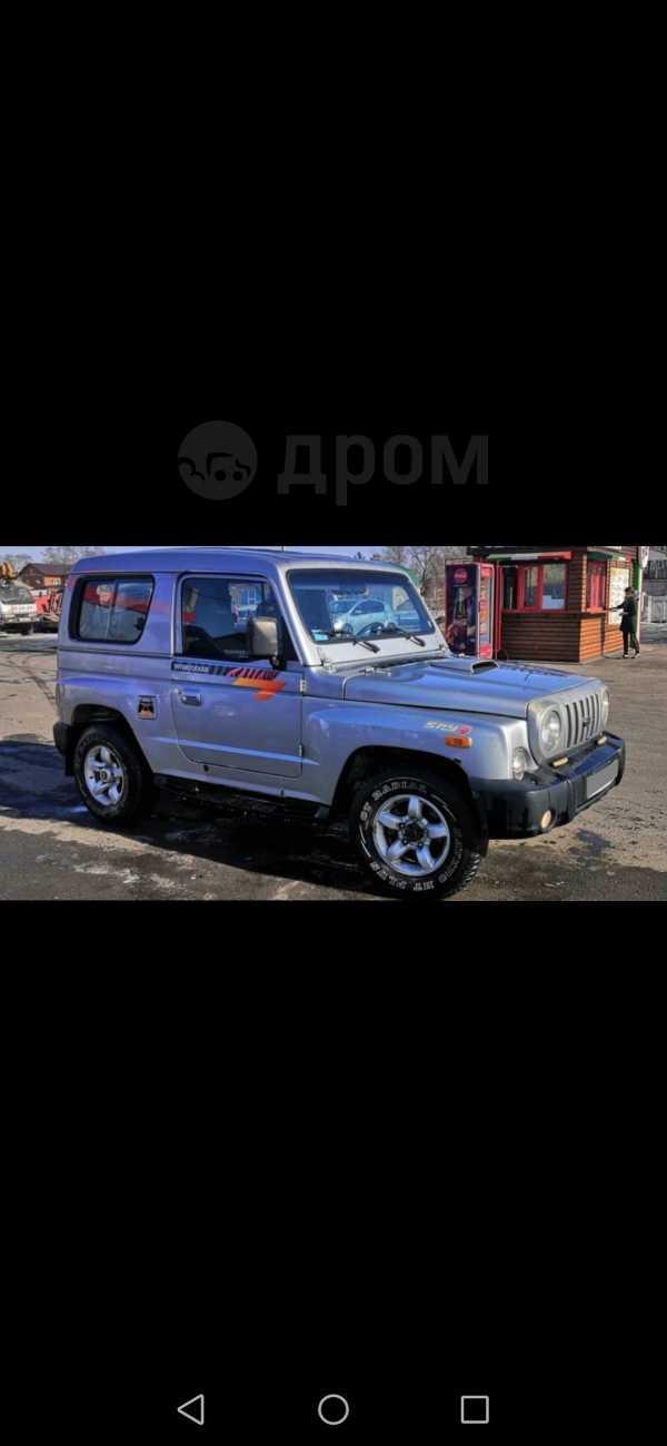 Kia Retona, 2002 год, 385 000 руб.