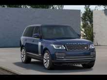 Барнаул Range Rover 2020