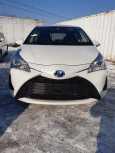 Toyota Vitz, 2017 год, 730 000 руб.