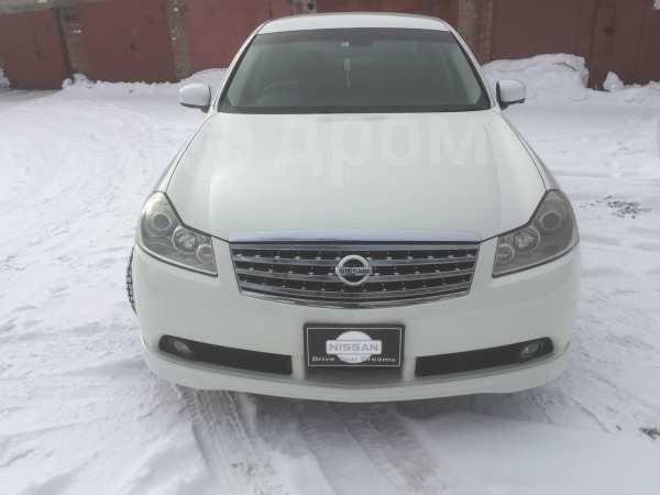 Nissan Fuga, 2005 год, 660 000 руб.