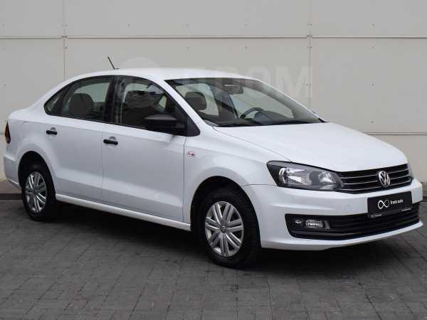 Volkswagen Polo, 2017 год, 610 000 руб.