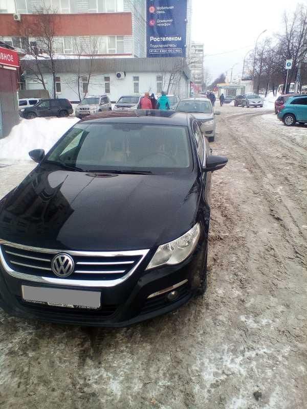 Volkswagen Passat CC, 2010 год, 649 999 руб.