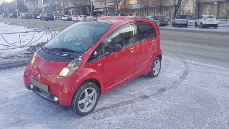 Mitsubishi i, 2006 год, 230 000 руб.