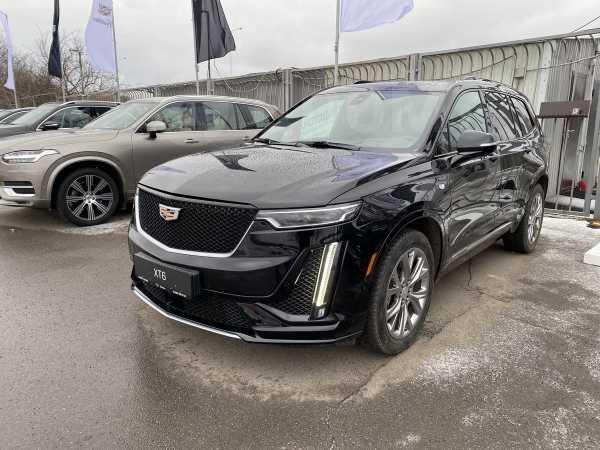 Cadillac XT6, 2020 год, 5 000 000 руб.