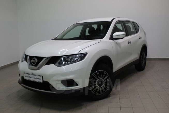 Nissan X-Trail, 2017 год, 1 099 890 руб.