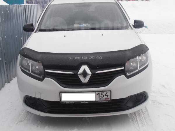 Renault Logan, 2017 год, 490 000 руб.