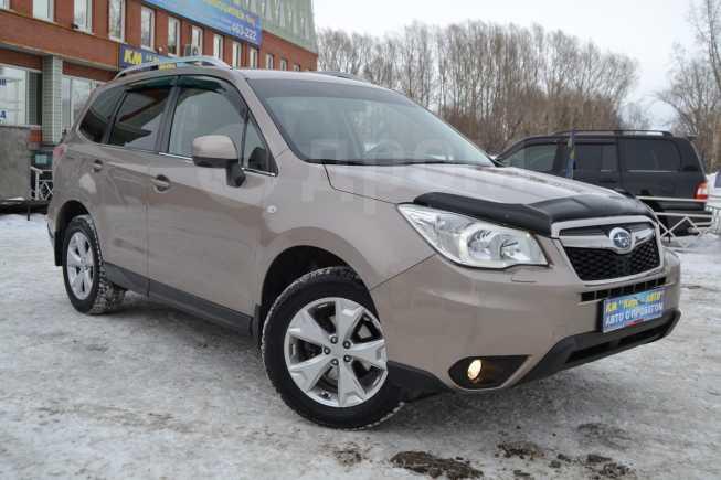 Subaru Forester, 2014 год, 1 214 000 руб.