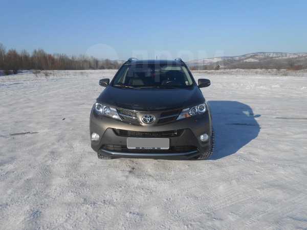 Toyota RAV4, 2014 год, 1 315 000 руб.