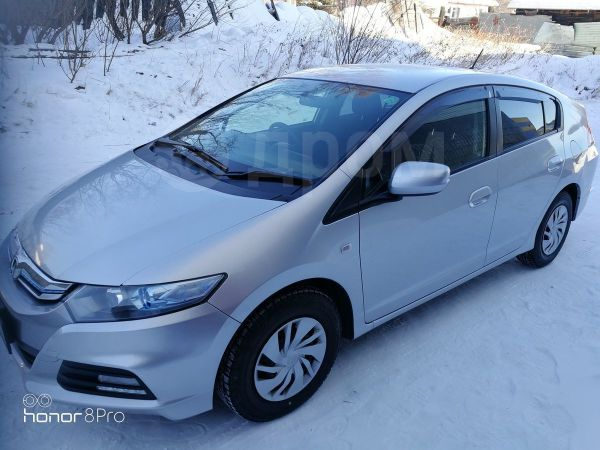 Honda Insight, 2012 год, 590 000 руб.