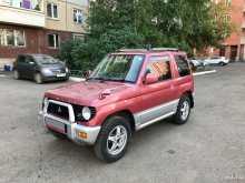 Ханты-Мансийск Pajero Mini 1998