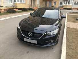 Лабинск Mazda6 2014