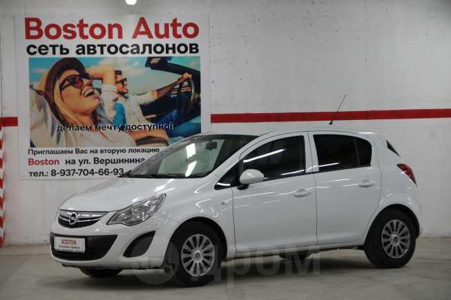 Opel Corsa, 2012 год, 340 000 руб.