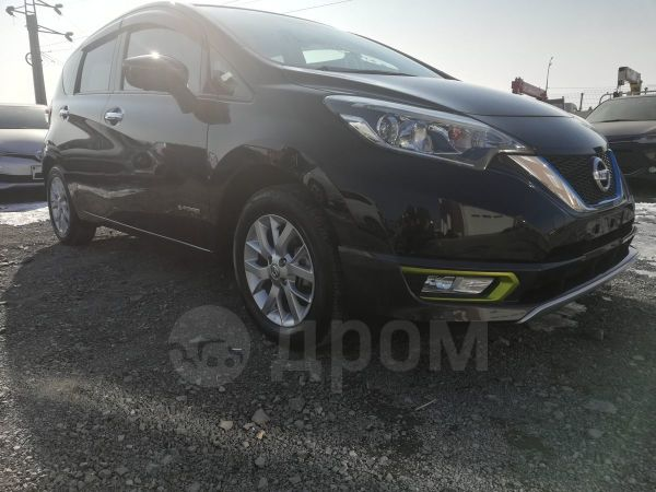 Nissan Note, 2017 год, 738 000 руб.
