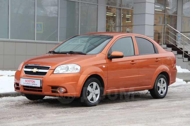 Chevrolet Aveo, 2007 год, 340 000 руб.