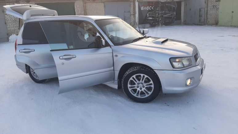 Subaru Forester, 2003 год, 210 000 руб.