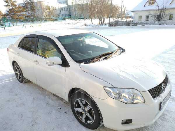 Toyota Corolla Axio, 2008 год, 510 000 руб.