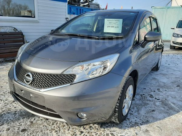 Nissan Note, 2015 год, 530 000 руб.