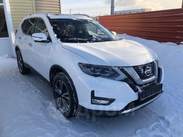Nissan X-Trail, 2019 год, 1 990 000 руб.
