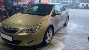 Черноморское Astra 2010
