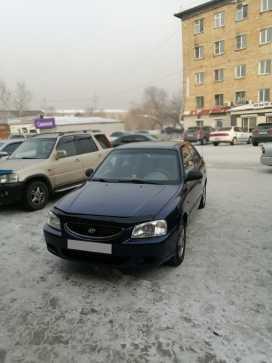Кызыл Accent 2008