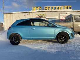 Новый Уренгой Opel Corsa 2012