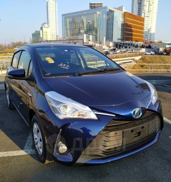 Toyota Vitz, 2018 год, 860 000 руб.