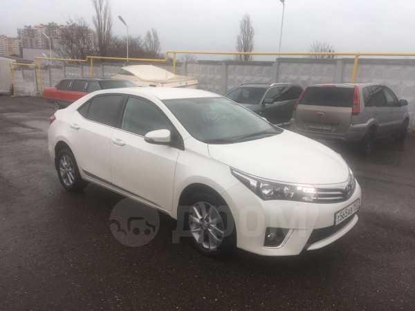 Toyota Corolla, 2015 год, 925 000 руб.