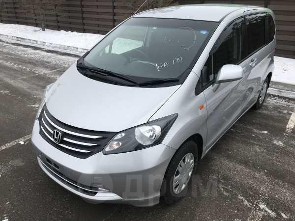 Honda Freed, 2011 год, 640 000 руб.