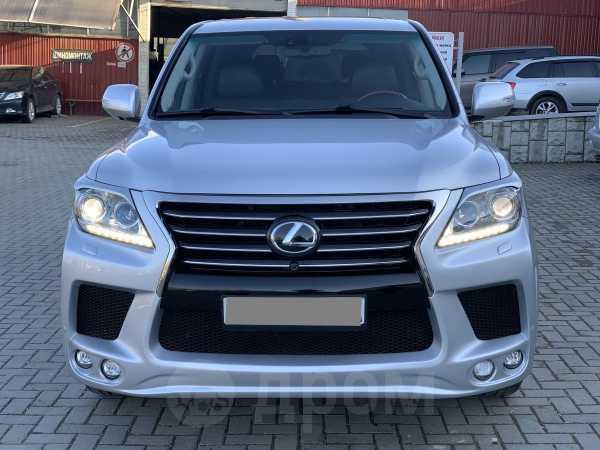 Lexus LX570, 2008 год, 1 800 000 руб.