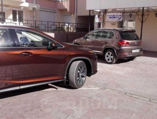 Lexus RX350, 2015 год, 2 999 000 руб.