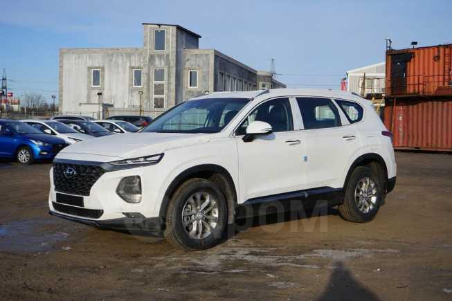 Hyundai Santa Fe, 2020 год, 2 449 000 руб.