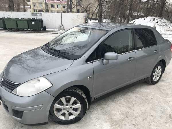Nissan Tiida, 2008 год, 249 000 руб.