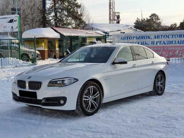 BMW 5-Series, 2015 год, 1 620 000 руб.