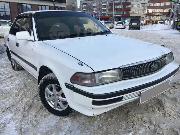 Toyota Corona, 1990 год, 109 000 руб.