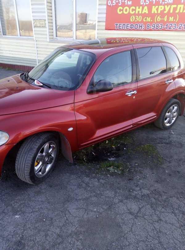Chrysler PT Cruiser, 2003 год, 270 000 руб.