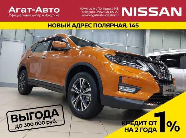 Nissan X-Trail, 2019 год, 2 151 000 руб.