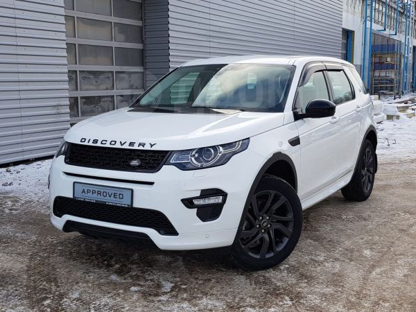Land Rover Discovery Sport, 2018 год, 2 640 000 руб.